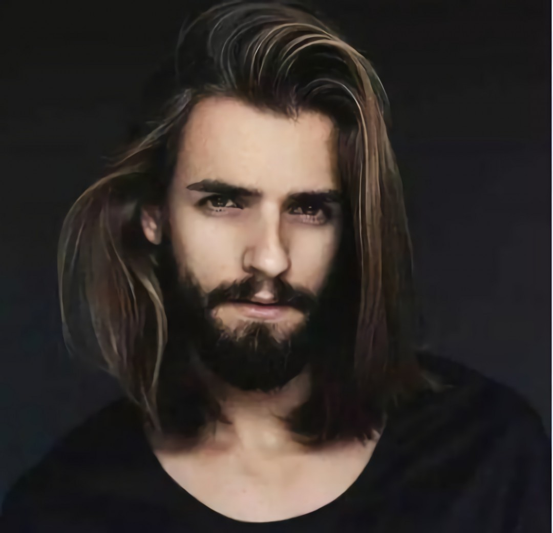 男生留长发有几种发型 男生长发发型推荐图片