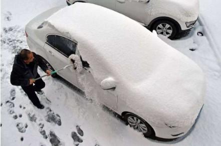 冬天车上积雪怎么清理 方法介绍图片