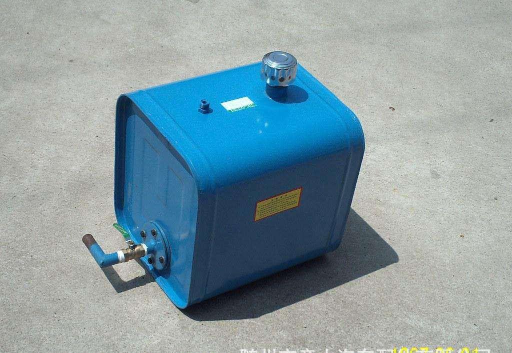 液压油箱开焊了怎么焊 有什么方法图片