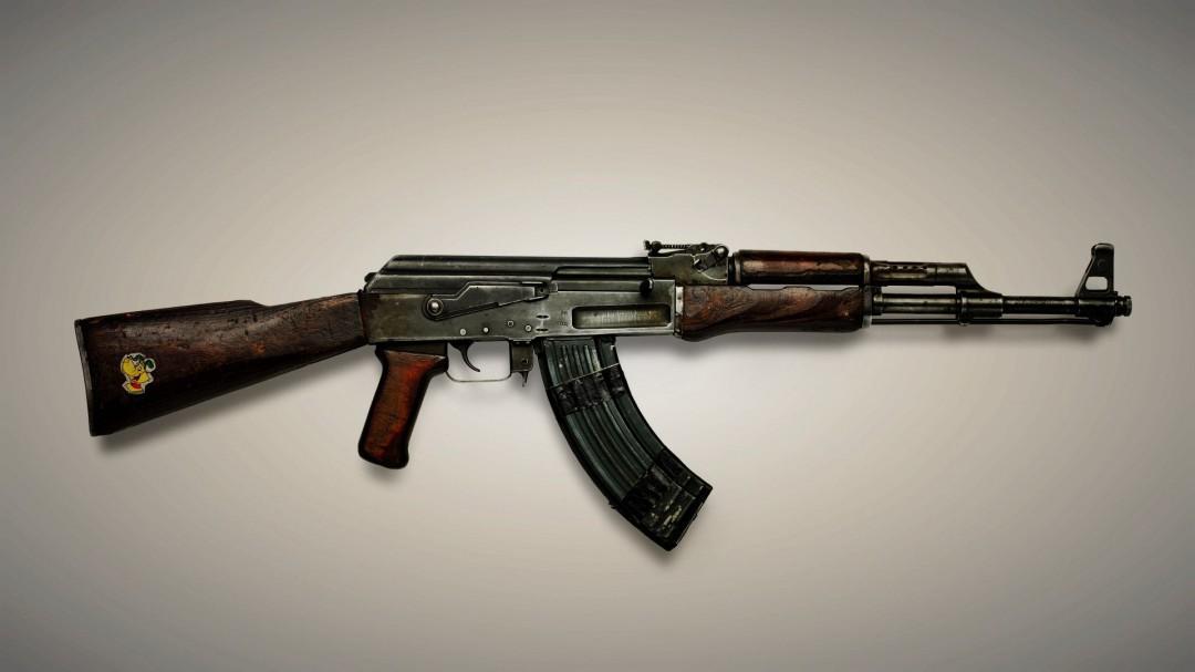 世界上的第一把突击步枪是什么 大家可以认识一下图片