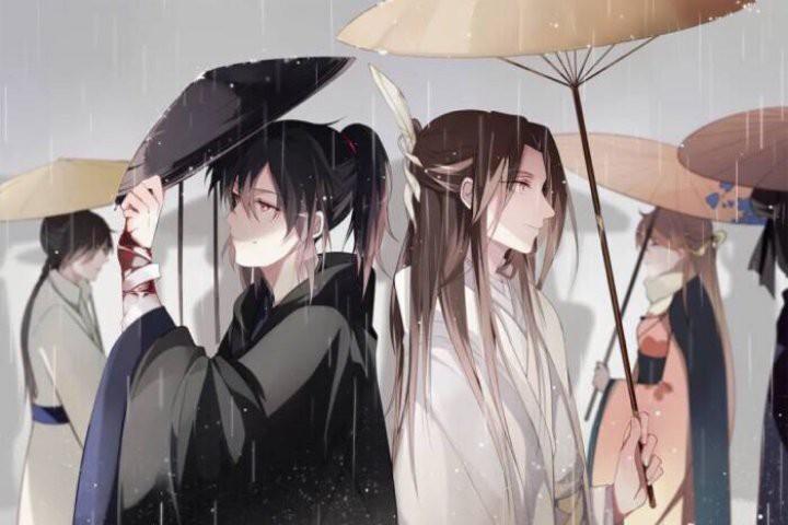 魔道祖师配音演员表 张杰和边江为两大主角配音图片