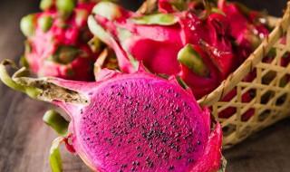 火龙果功效与作用 吃火龙果有什么好处 抑制脑细胞变性,预防痴呆症