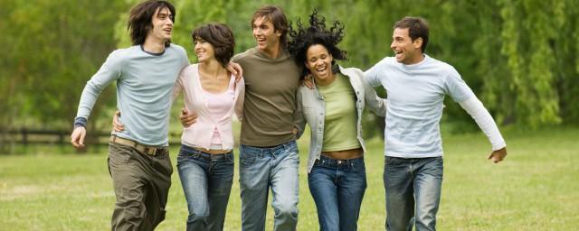 真正的朋友的经典语句 关于友谊的说说图片