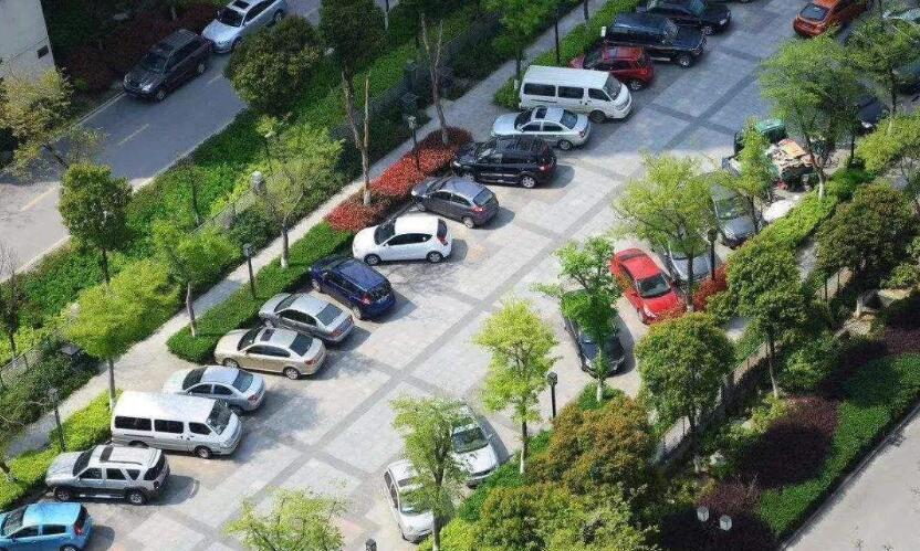 停车场为什么要收停车费 原因是什么图片
