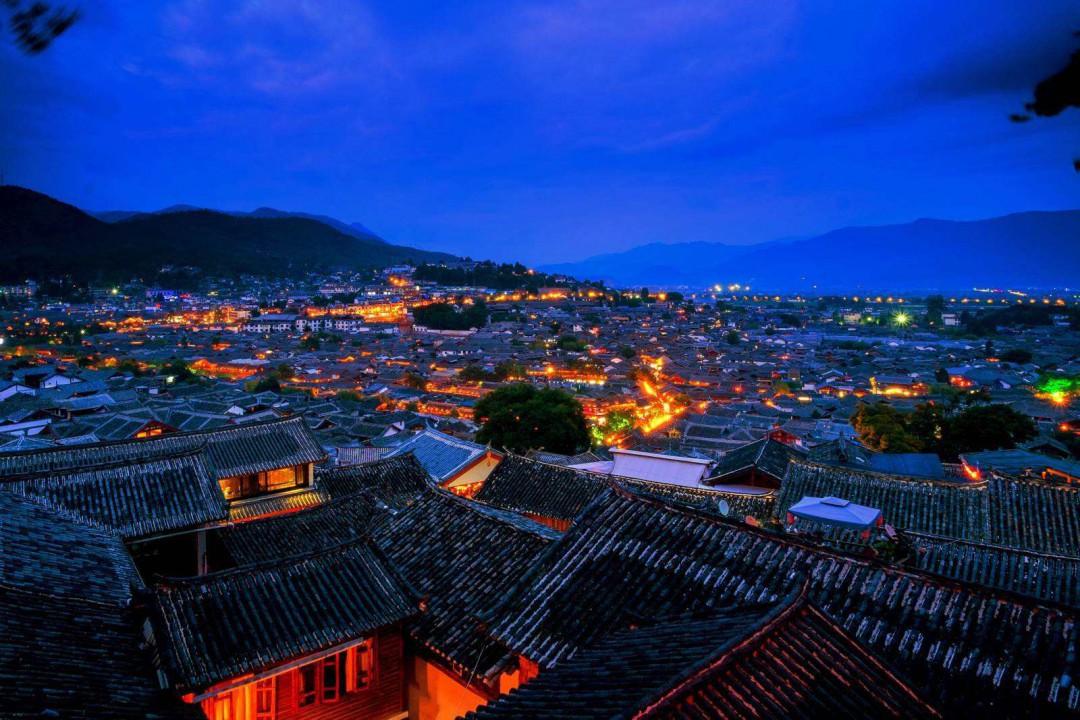 旅游景区古城推荐 分别位于哪里图片
