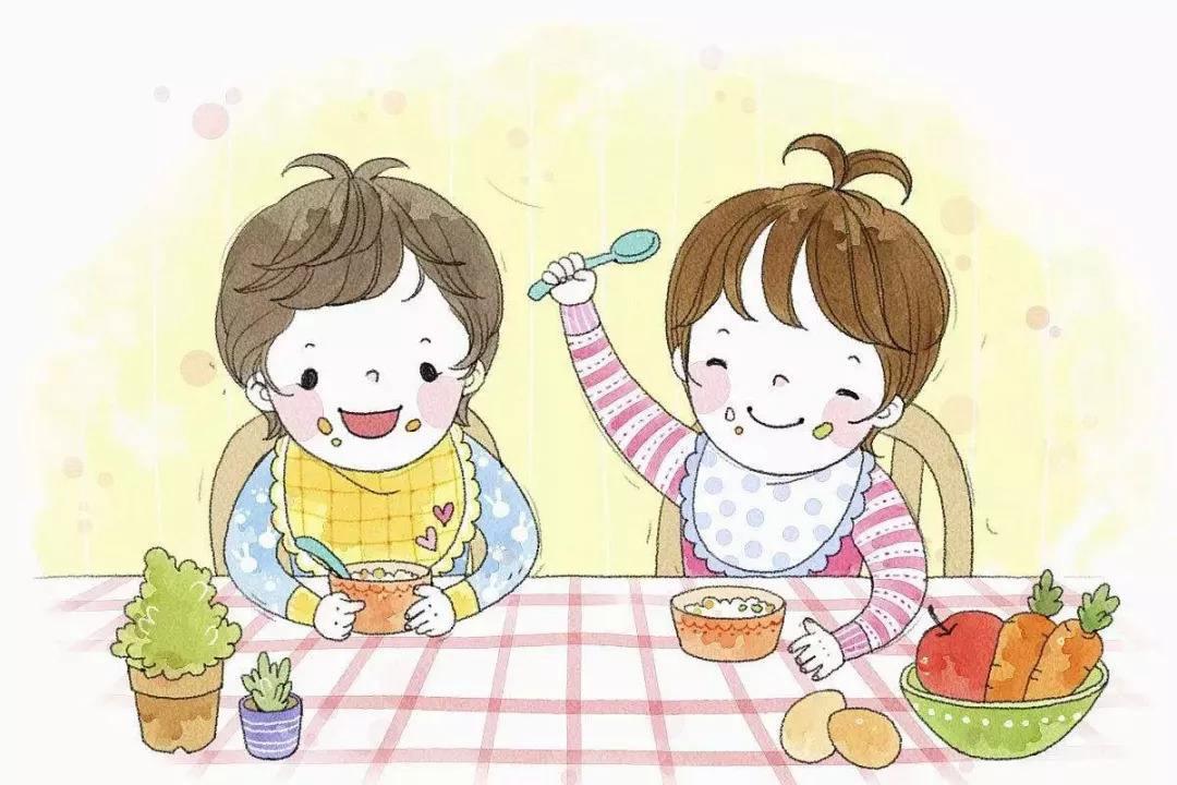 宝宝是怎么吃饭的 宝宝应该怎么吃饭图片