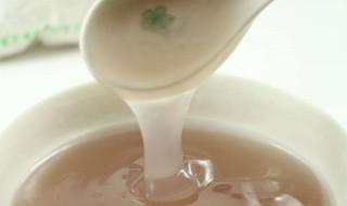 吃藕粉的禁忌 吃藕粉有什么禁忌吗   吃藕粉的时候回来了吗
