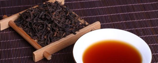 熟普洱茶的功效和作用如何,熟普洱茶的功效和作用可以吗