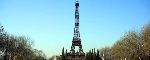 埃菲尔铁塔是哪个国家的解释,理解埃菲尔铁塔简介