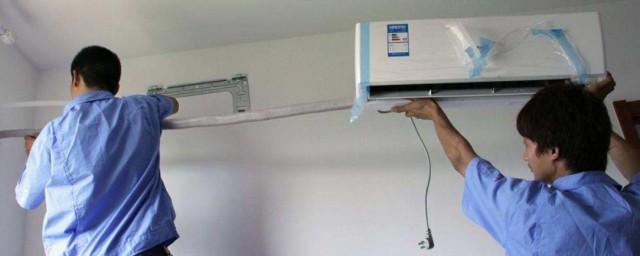 拆空调的步骤和方法是什么解释,理解拆空调的步骤和方法介绍