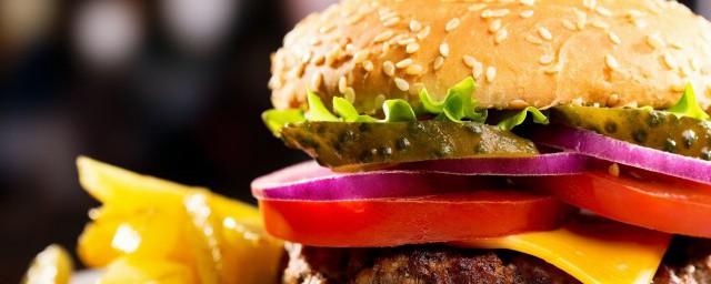 加厚版牛肉汉堡的做法解释,理解加厚版牛肉汉堡的做法步骤