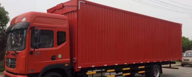 货车长度有哪几种(货车长度介绍)