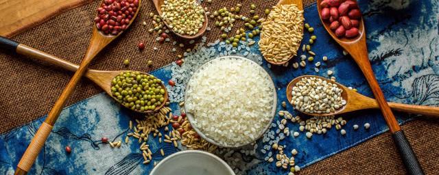 米类都有什么米相关解释