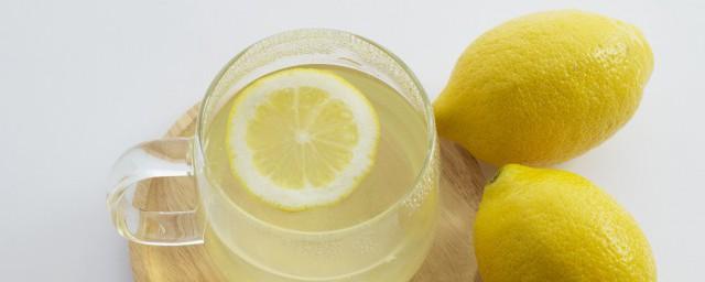 冰糖炖柠檬储存办法相关解释
