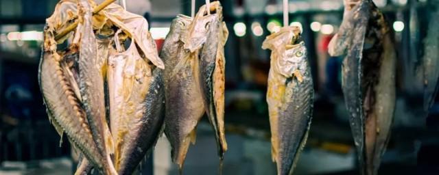 咸鱼储存的办法,看完咸鱼储存的办法
