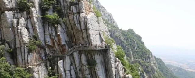 中岳嵩山位于哪个省什么县,原来中岳嵩山是啥