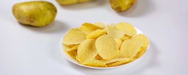 空气炸锅如何炸薯片,原来怎样用空气炸锅炸薯片