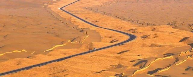 塔克拉玛干沙漠在哪个省,原来塔克拉玛干沙漠介绍